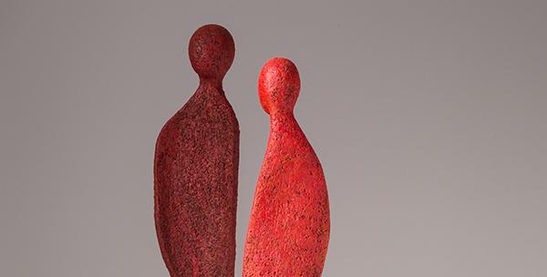 Stan & Mathilde (clay version)