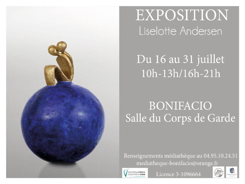 Centre culturel – Salle du Corps de garde (Bonifacio – Corse)