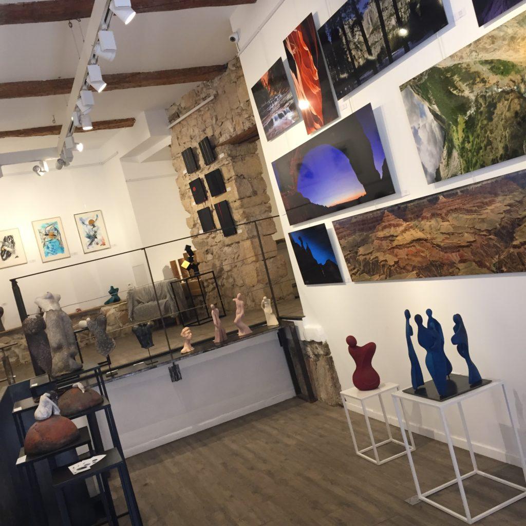 361° – Espace d'Art Contemporain – Aix-en-Provence (France)